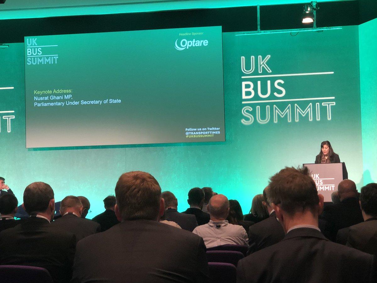 UK Bus Summit 2018
