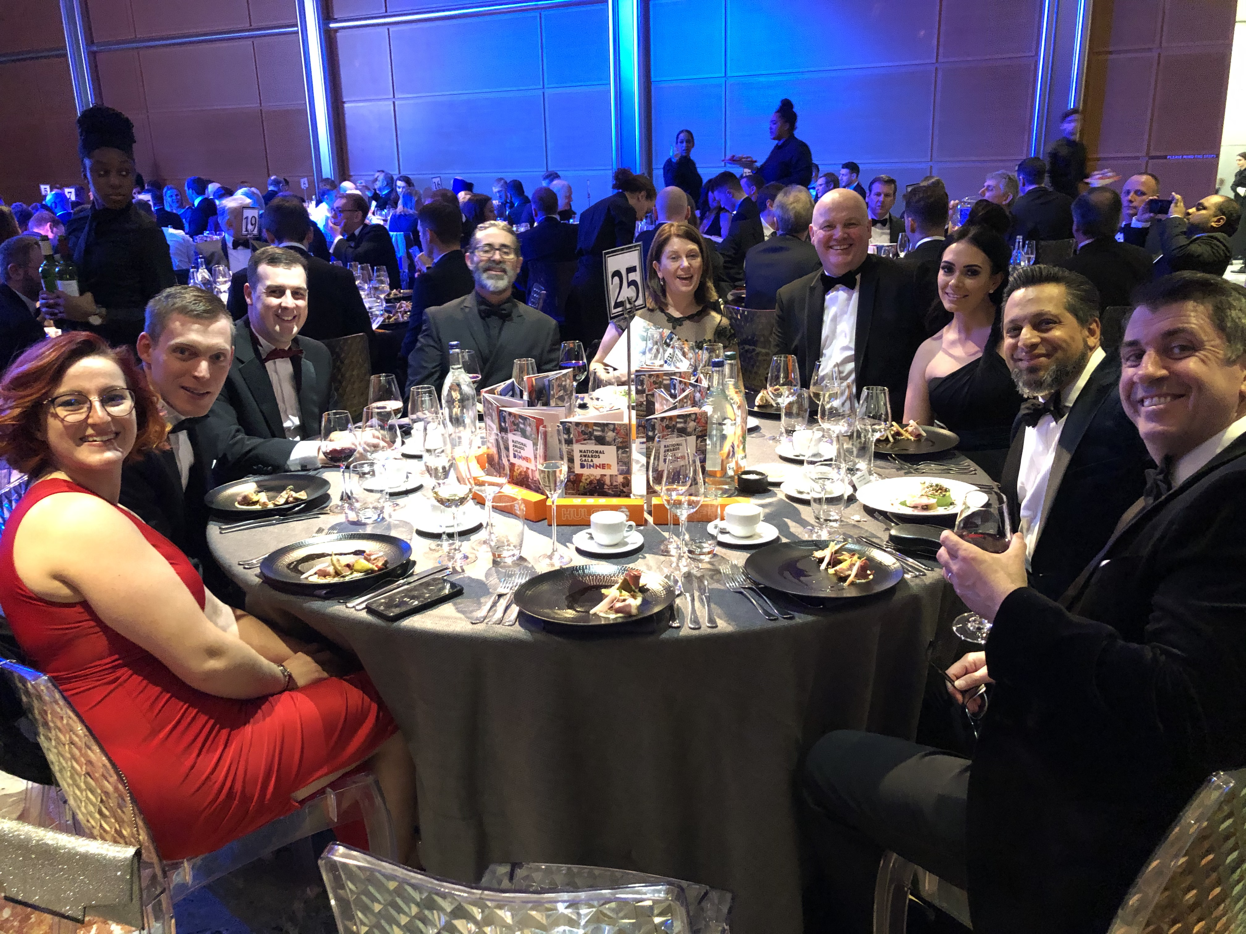 Eminox at the Make UK National awards