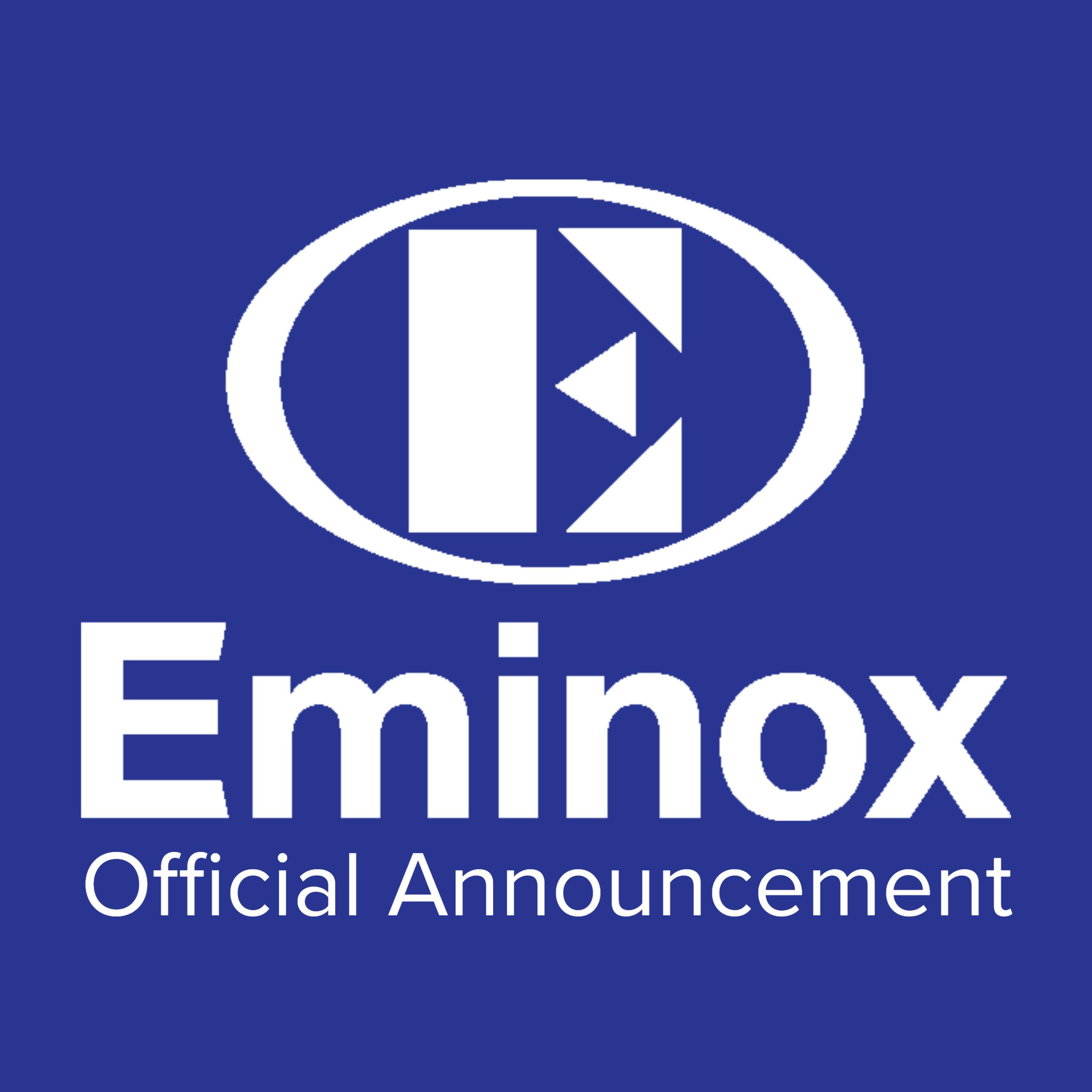 Eminox announcement