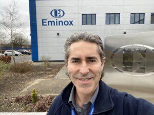 Carlos Vicente - Retrofit & Aftermarket Sales Director, Eminox