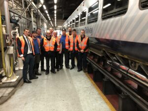 The project brought together partners including Eminox, leasing company Porterbrook, operator SWR and consultancy Ricardo Rail